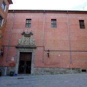 Iglesia Corpus Christi Madrid. Las Carboneras