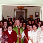 P. Juan, entrega de Mi Legado en S. Juan de Avila, Madrid