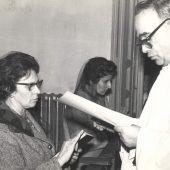 Votos perpetuos Mª Josefa Cortijo 11-02-1966